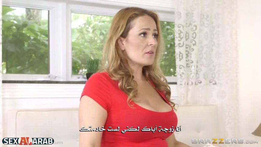 سكس الام وابنها مترجم الام تعالج زب ابنها